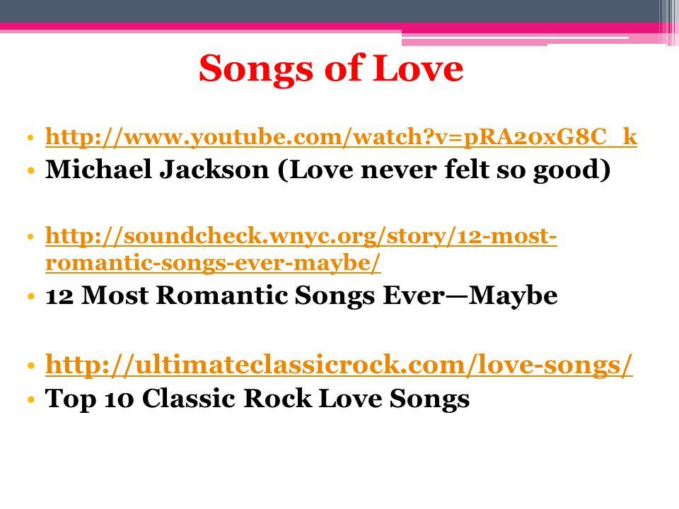 top songs relationships