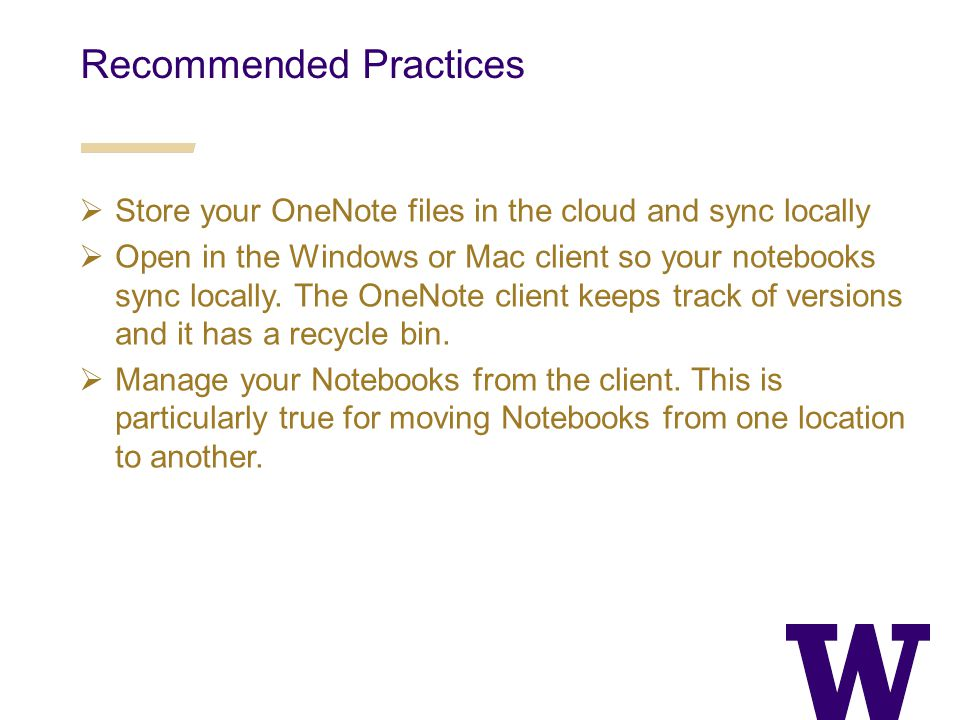 OneNote 2013 May 13, 2015 Tech Talk Odegaard 220 Greg Frick May 13