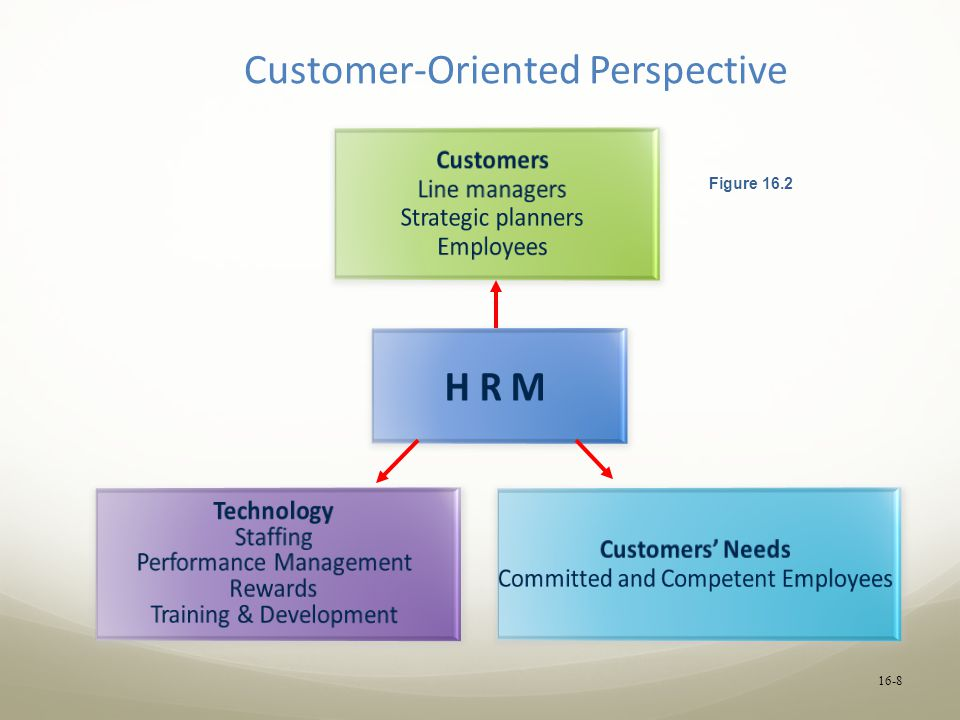 Customer-Oriented Perspective Figure