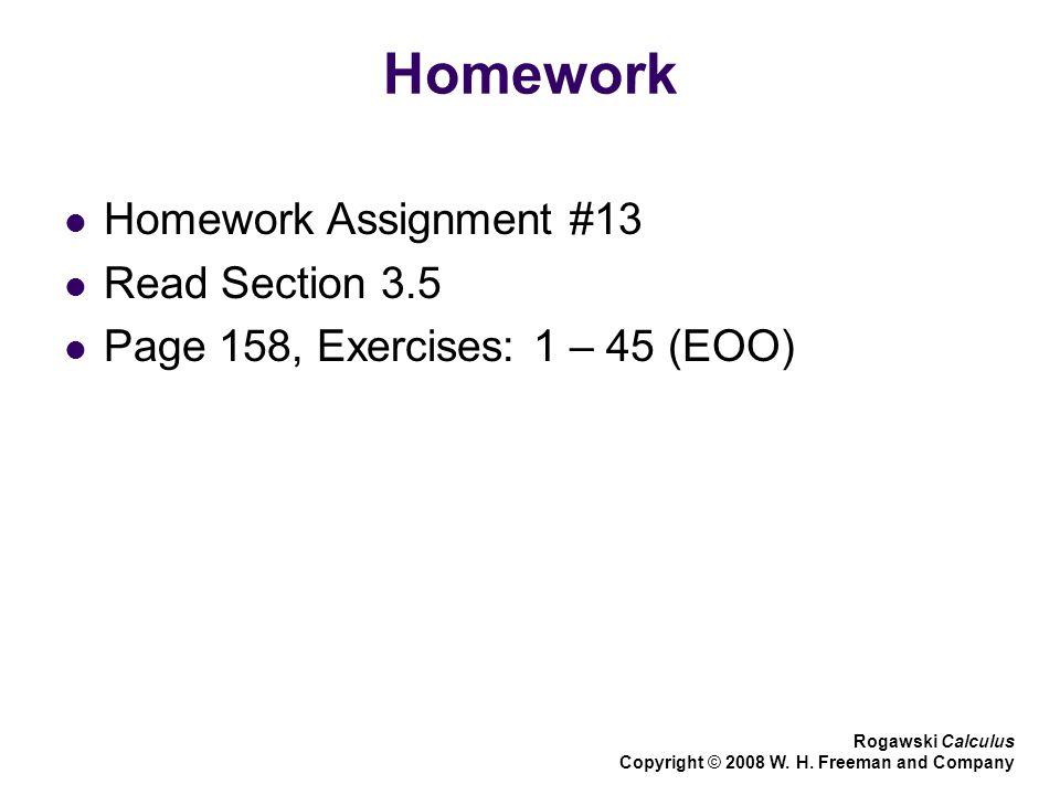 math homework eoo