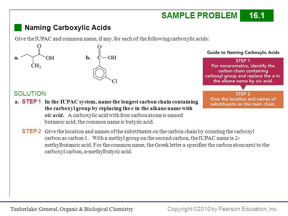 timberlake general organic biological chemistry copyright 2010 rh slideplayer com Chemistry Textbook John Paul Chemistry Textbook John Paul