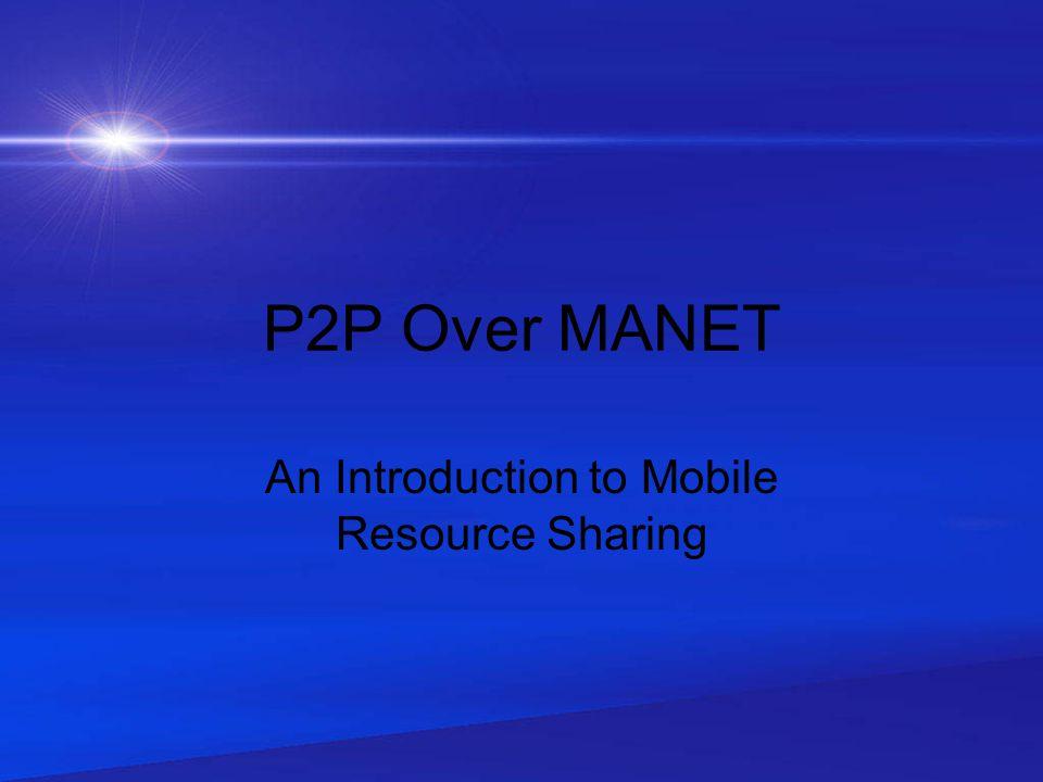 p2pover tutorial