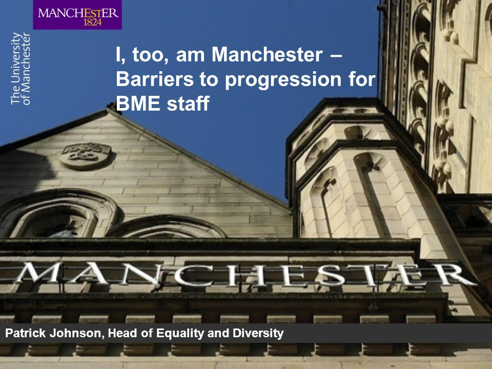 diversity in manchester