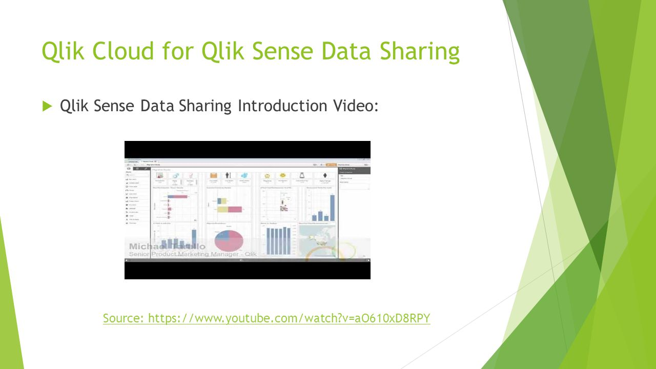 Qlik Cloud for Qlik Sense Data Sharing  Qlik Sense Data