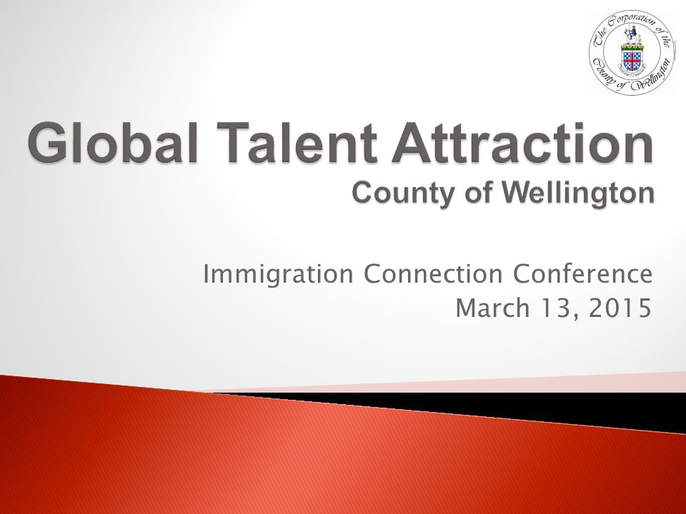 Immigration Connection Conference March 13, 2015