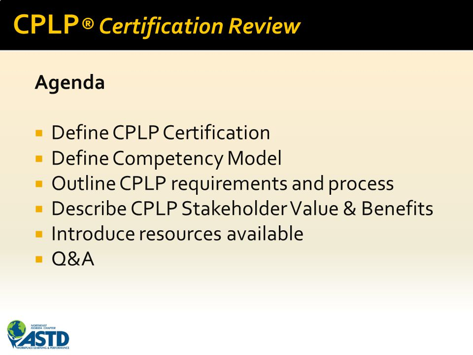 Cplp Certification Review Welcome Well Get Started In A Few