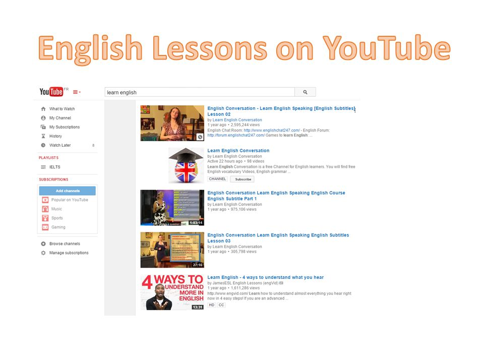 20 Ways to Improve Your English  These five language