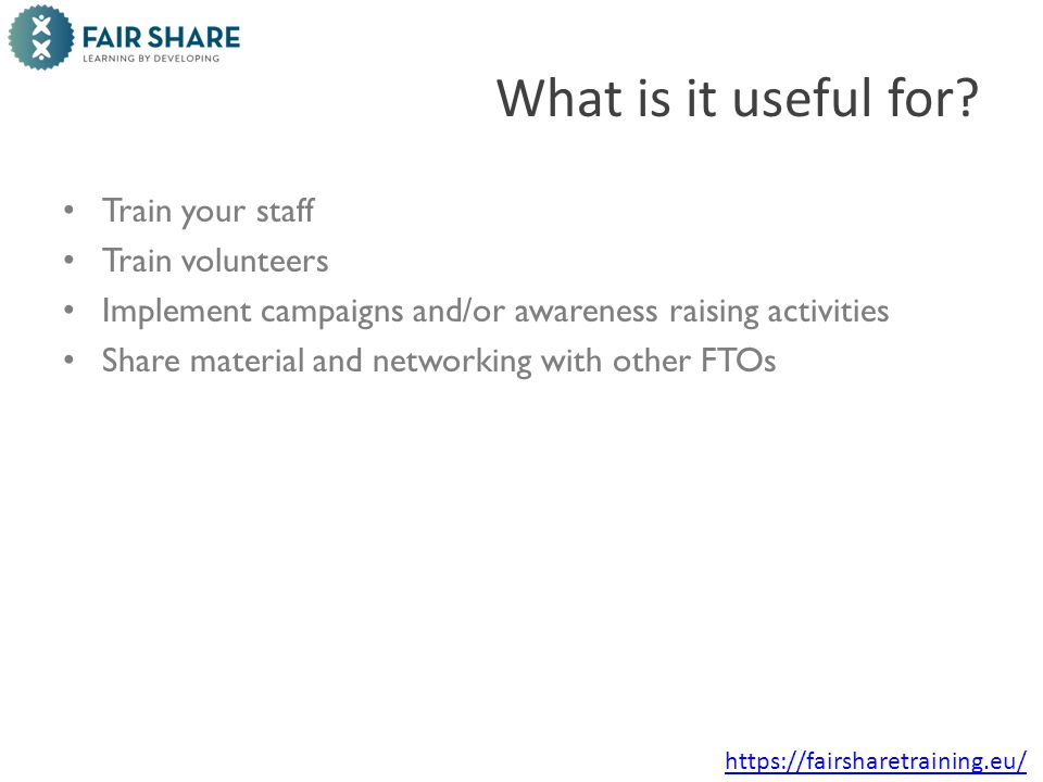 Fair Share: Addressing the need for new leaders in the fair