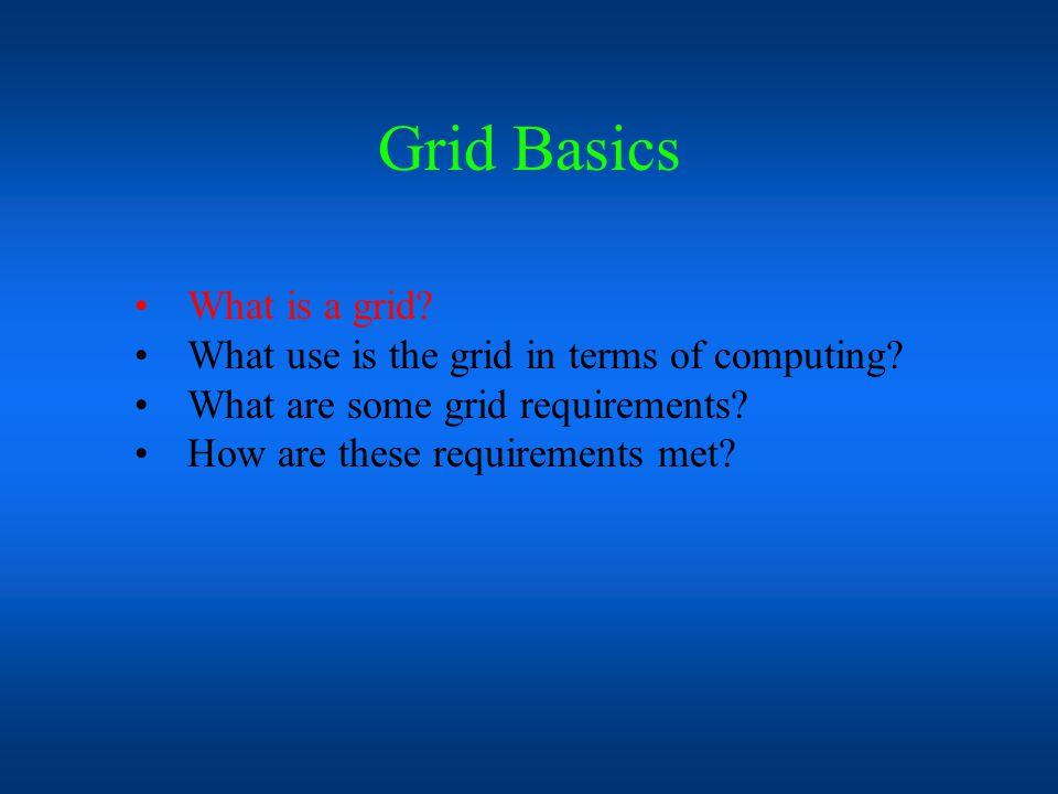 Grids and Globus at BNL Presented by John Scott Leita