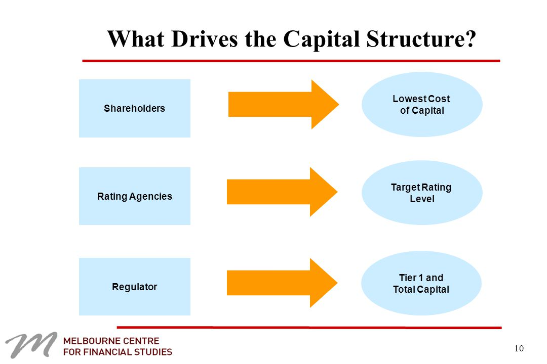 10 What Drives the Capital Structure.