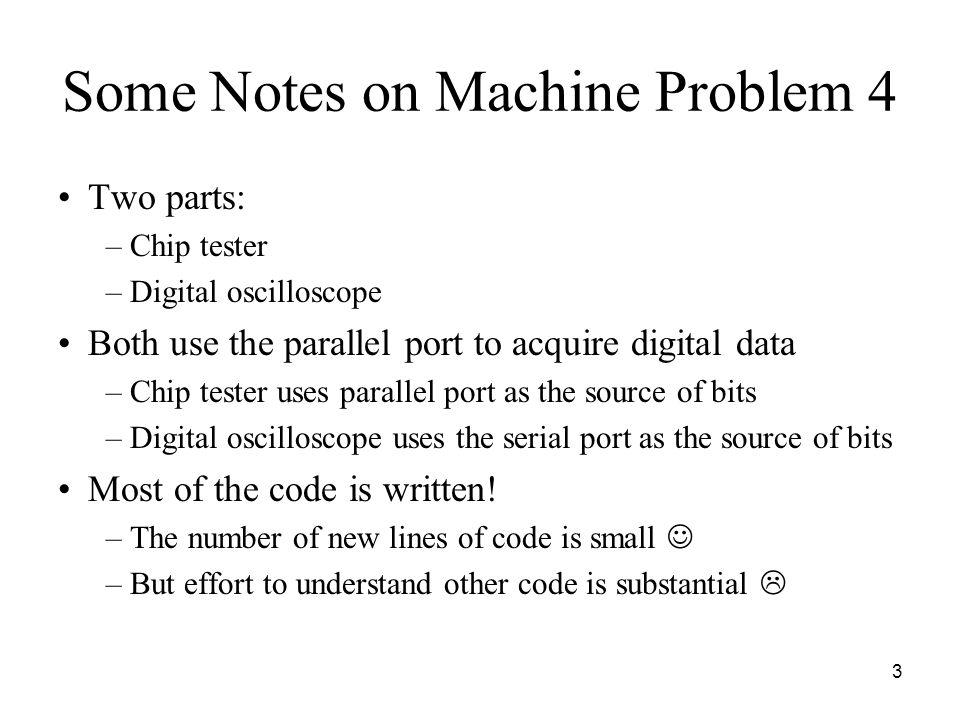 1 Homework Reading –7400 TTL Logic Data Sheets Machine