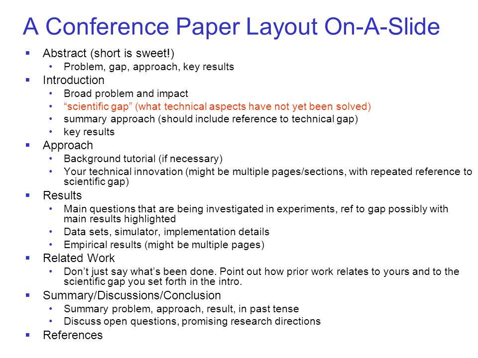 research narrative essay example