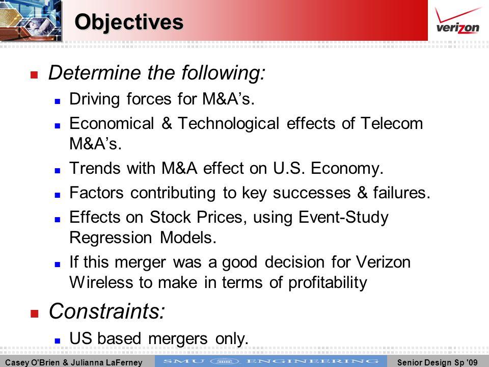sprint and nextel merger case study