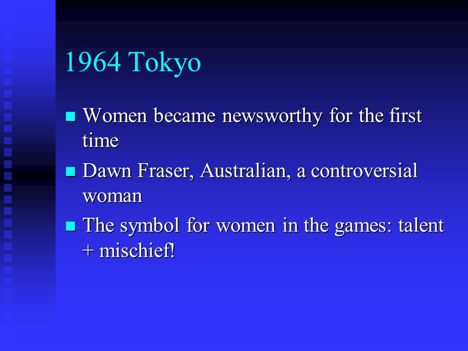 Ch 14 The Olympic Games By Darlene Kluka In Women In Sport Notes By