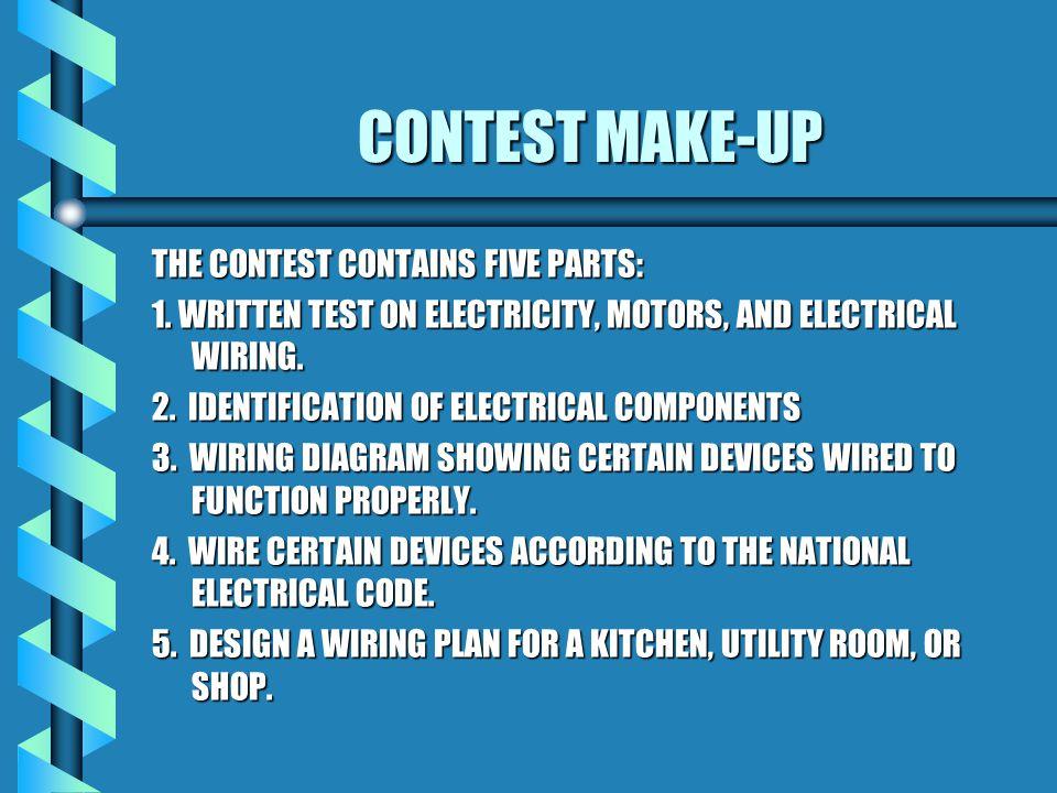 Career Development Event b Electricity b Principles b Concepts b ...