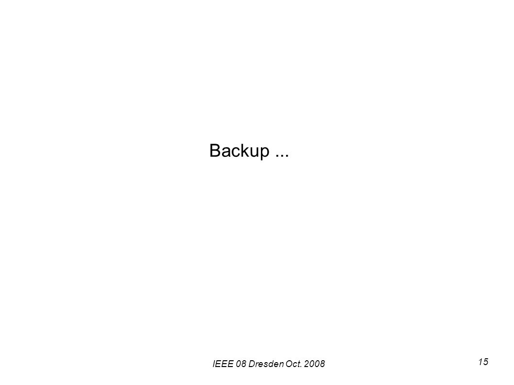 15 IEEE 08 Dresden Oct Backup...