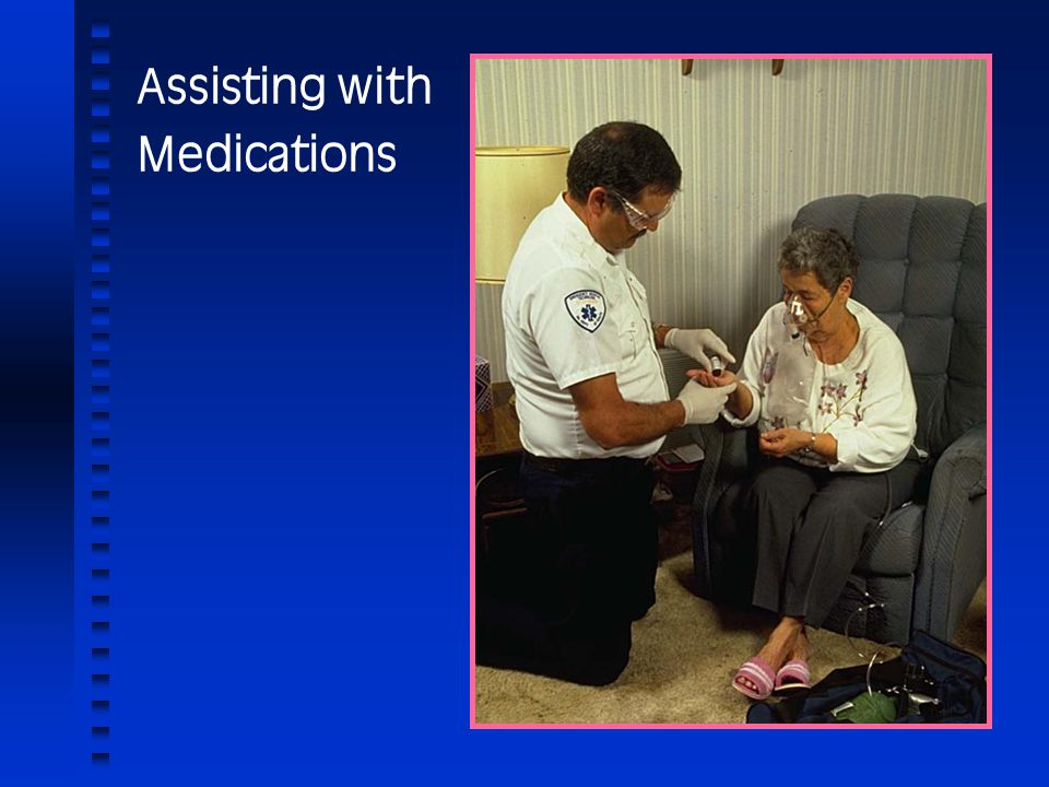 Assisting with Medications
