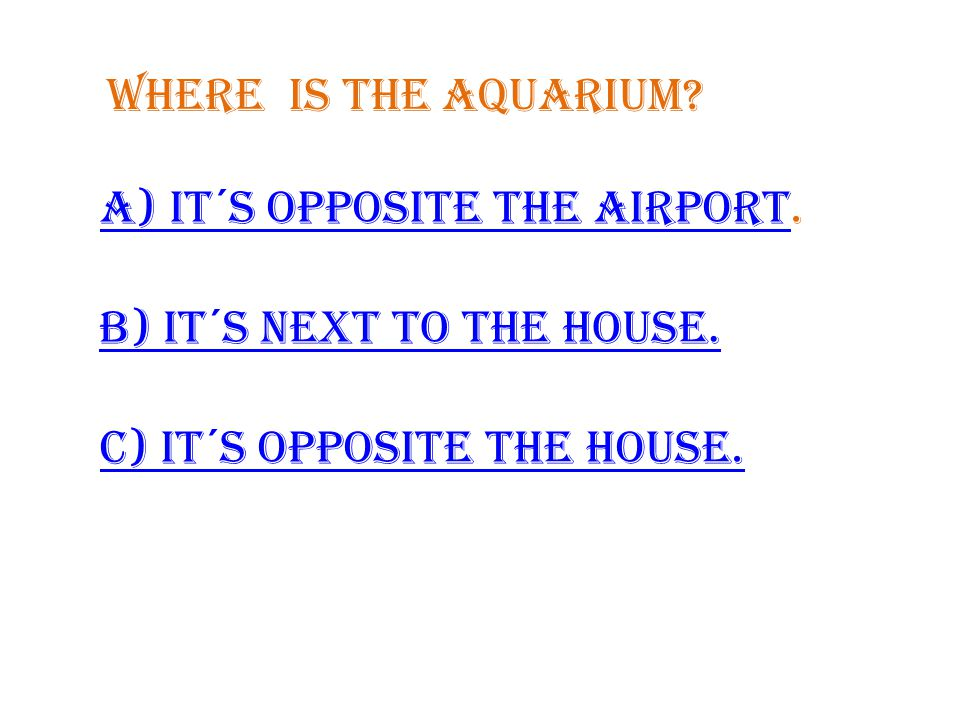 houseairport Aquarium school building Art gallery club Car park