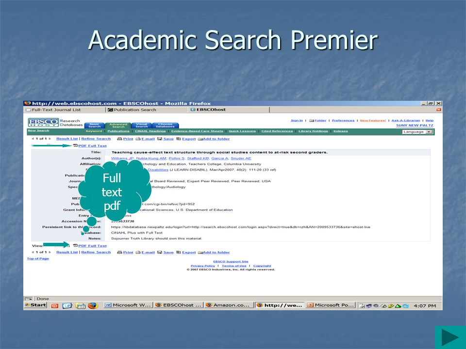 Academic Search Premier Full text pdf
