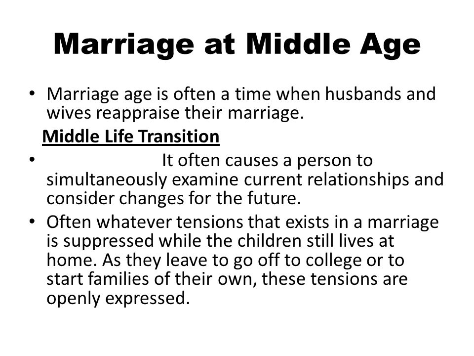 marriage age essay Jennifer bouchie teresa alto composition ii 5/9/2014 final draft young age and marriage there is a typical reaction that people have to the idea of two young adults, people in their late teens or early twenties, deciding to get married.