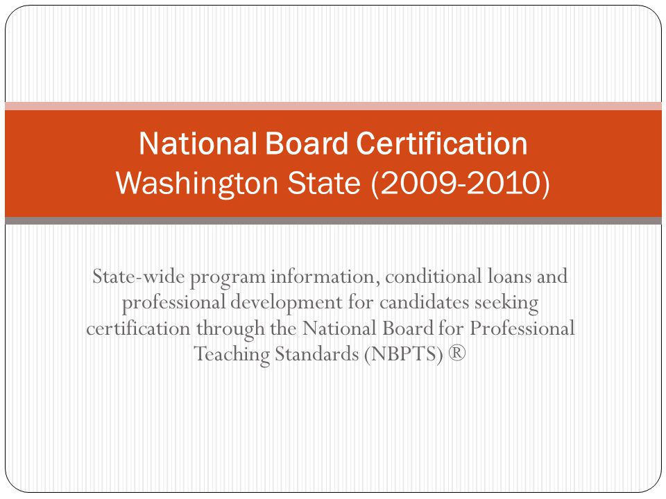 State Wide Program Information Conditional Loans And Professional