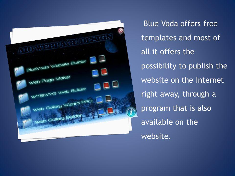 bluevoda gratuit
