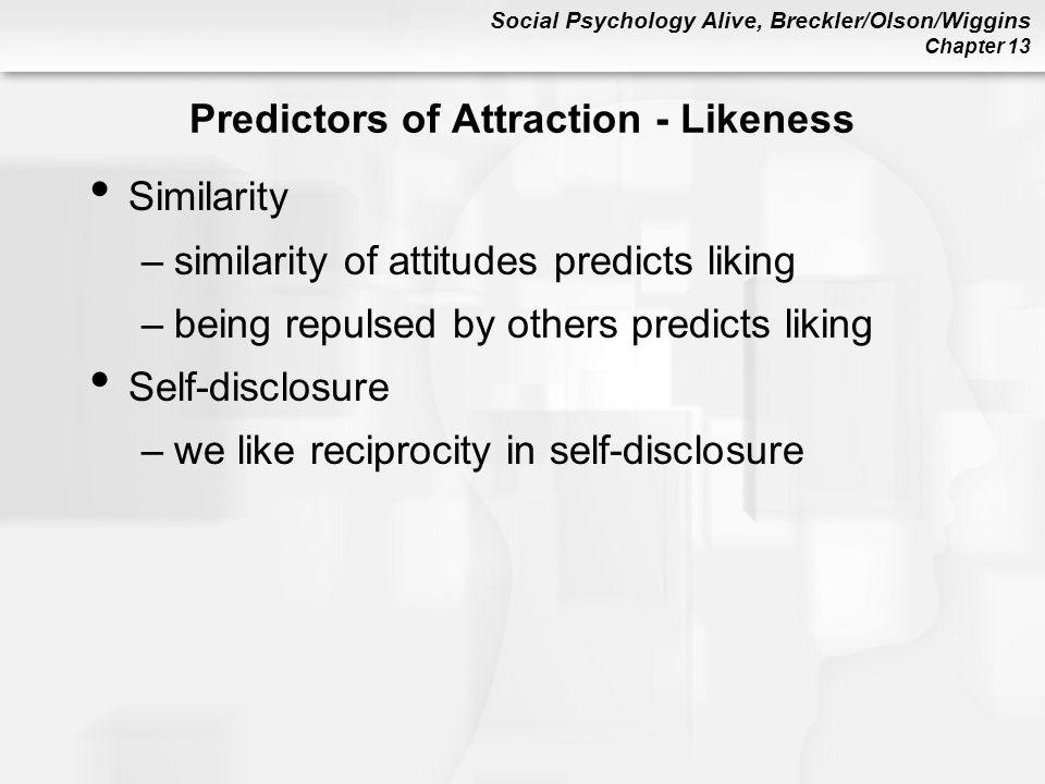 Social Psychology Alive, Breckler/Olson/Wiggins Chapter 13
