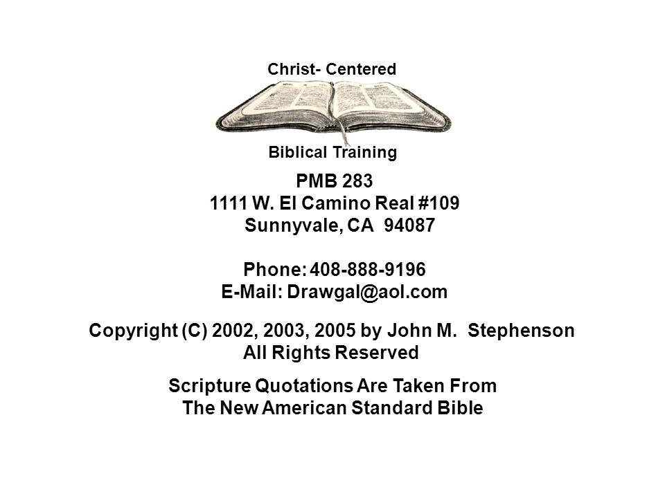 biblical relationship principles