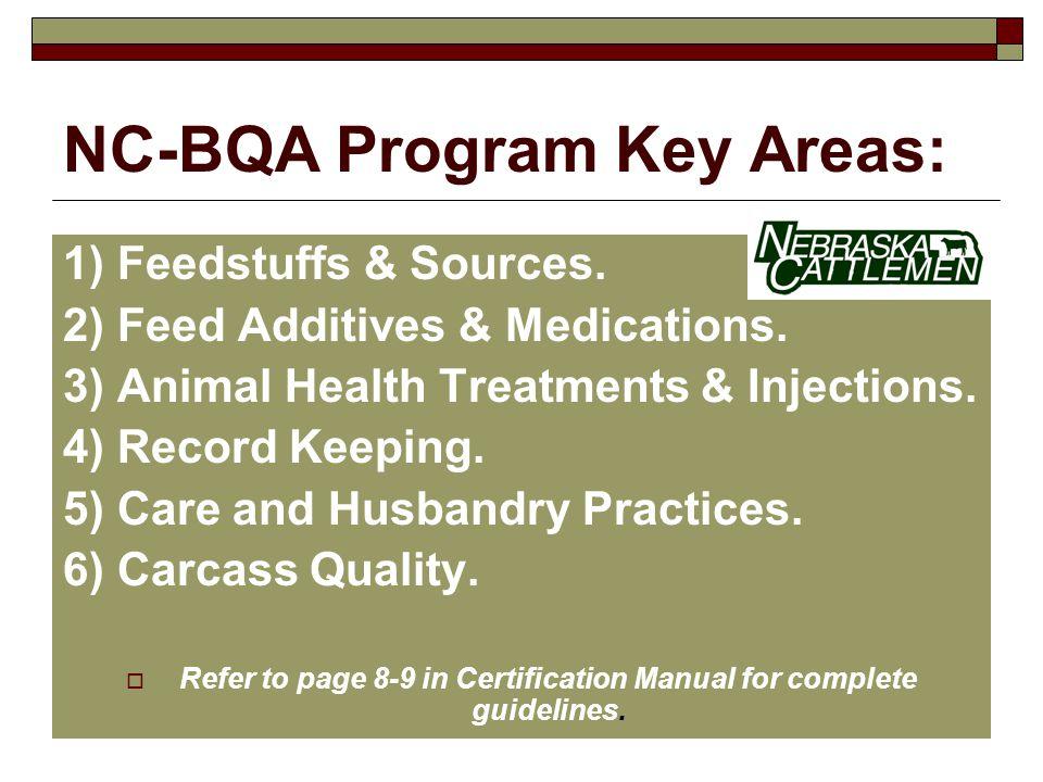 "3/2003 Certification Training Presentation. The BQA Program  ""BQA ..."