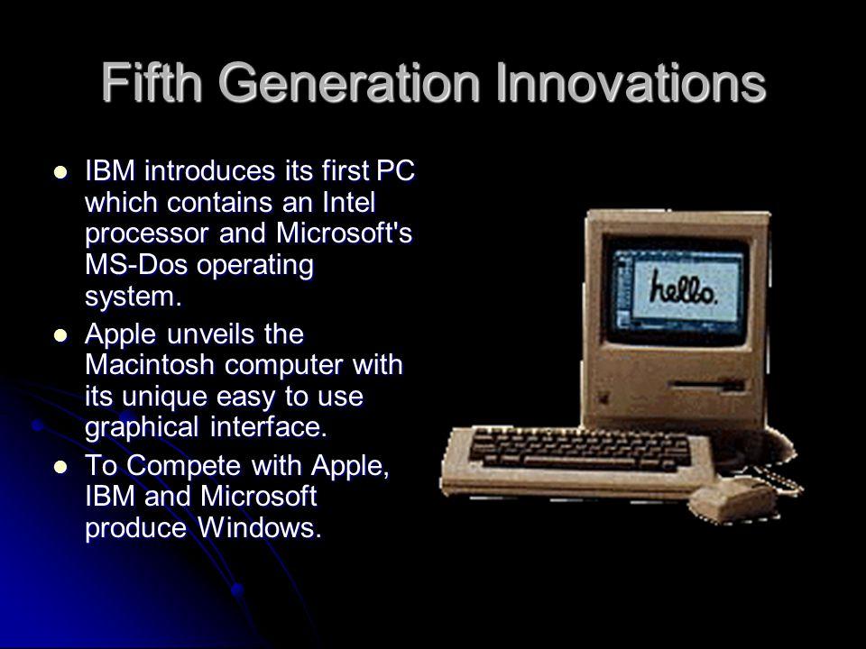 first dos computer