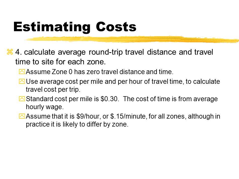 12 Estimating Costs