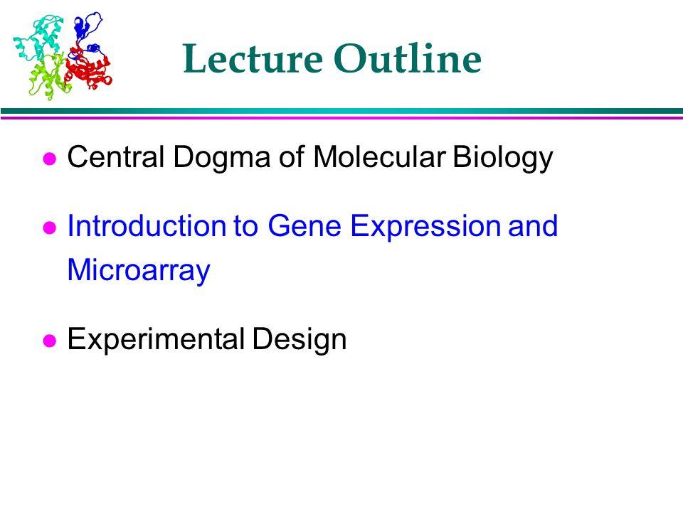 Gene Expression Data Analyses (1) Trupti Joshi Computer