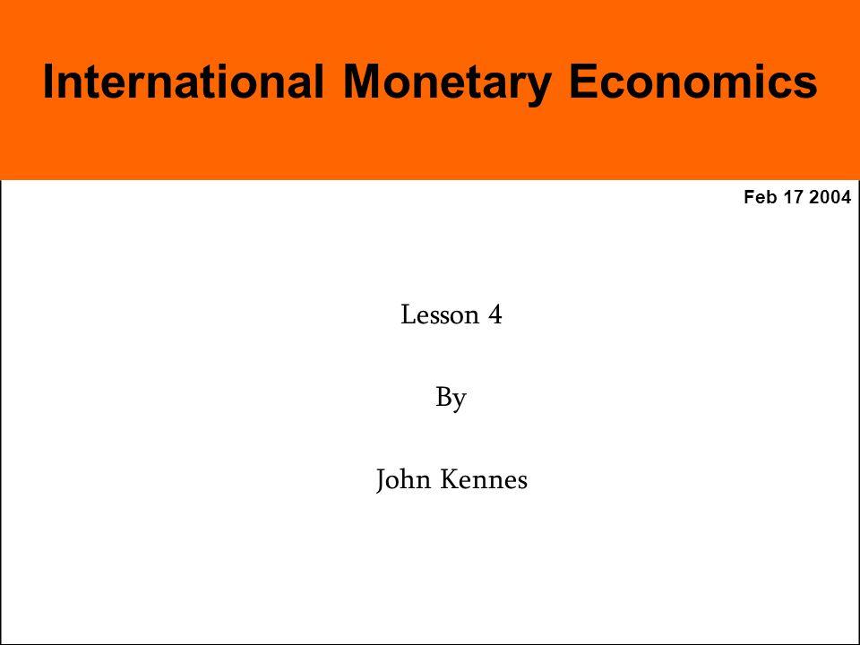 The European Monetary System: The Experience, 1979-82