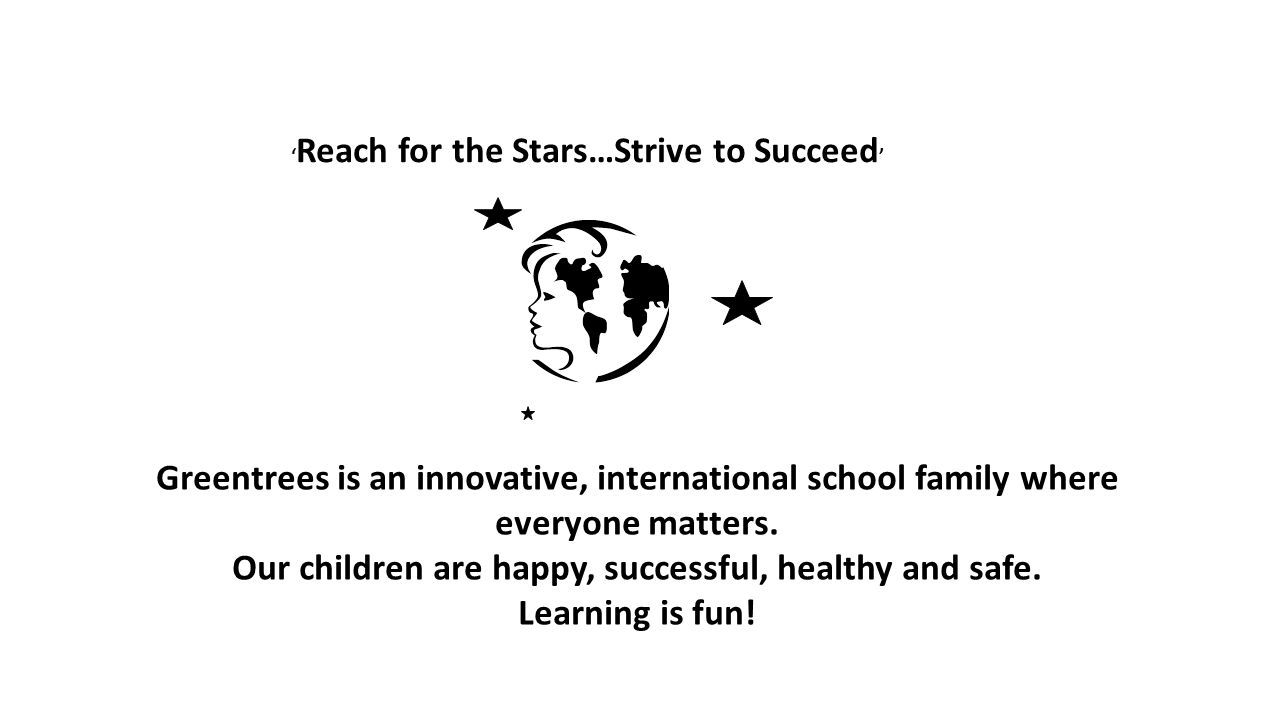 Greentrees is an innovative, international school family where everyone matters.