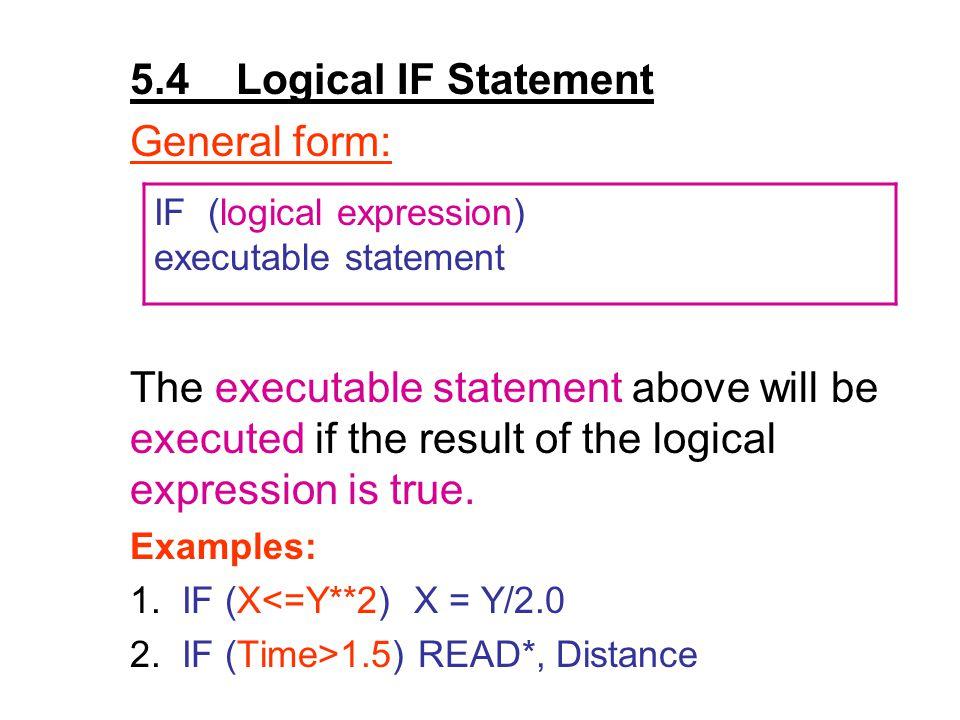 Chapter 5 If Statement 51 Relational Operators Relational Operator