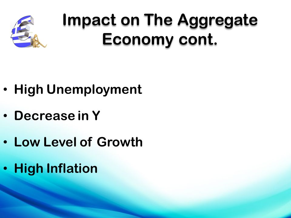 Impact on The Aggregate Economy cont.