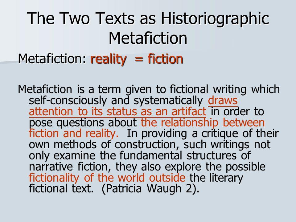 metafiction examples