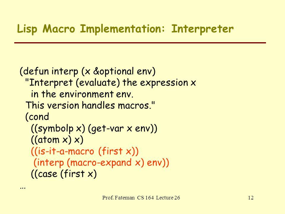 Macroimplementation of Snobol 4