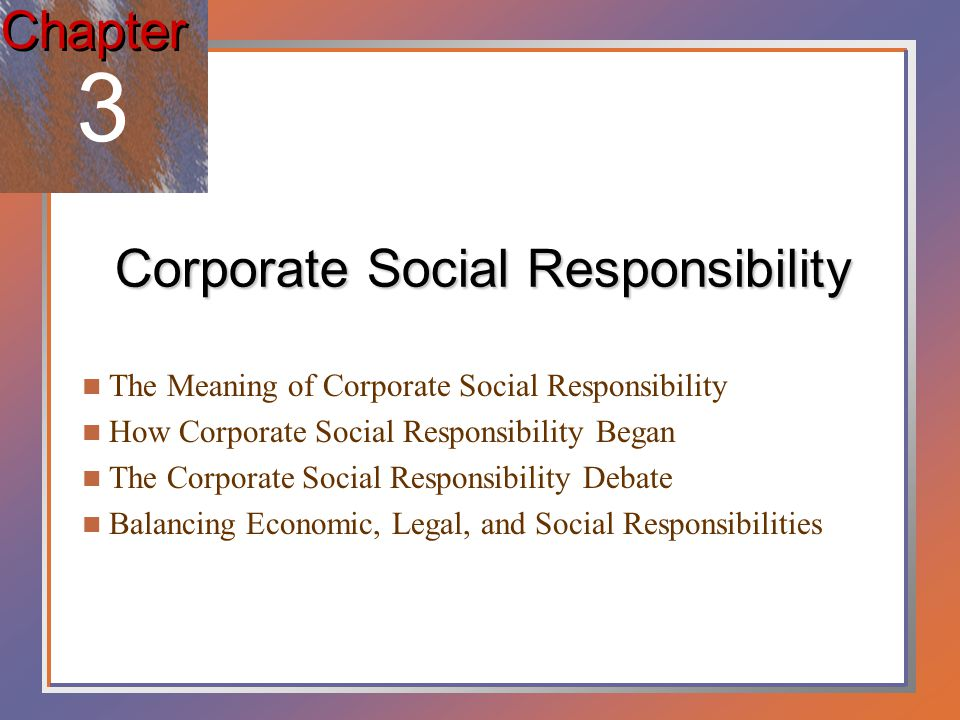 where does personal responsibility begin and corporate responsibility end But without taking responsibility, you're all the more likely to look at your career as a failure because you allowed any passing wind to blow you around, all the while blaming the wind for how things turned out.