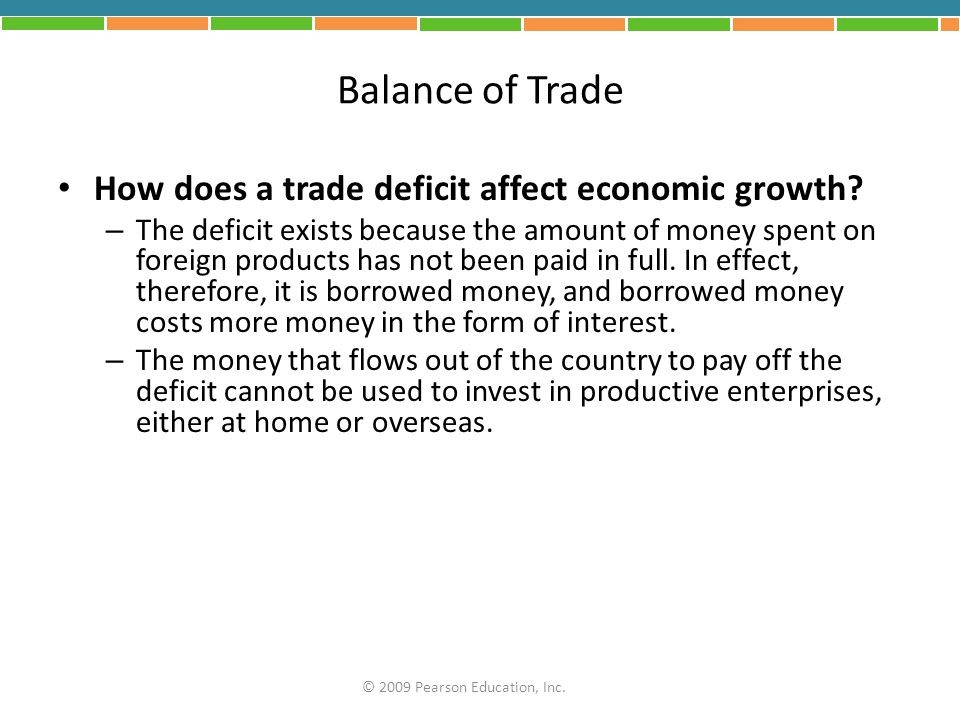 q1 a explain why a stronger dollar could enlarge the u s balance of trade deficit explain why a weak Explain why a weaker dollar could affect the us  balance of- trade deficit  b it is sometimes suggested that a floating exchange rate will adjust to reduce or eliminate any current account deficit.