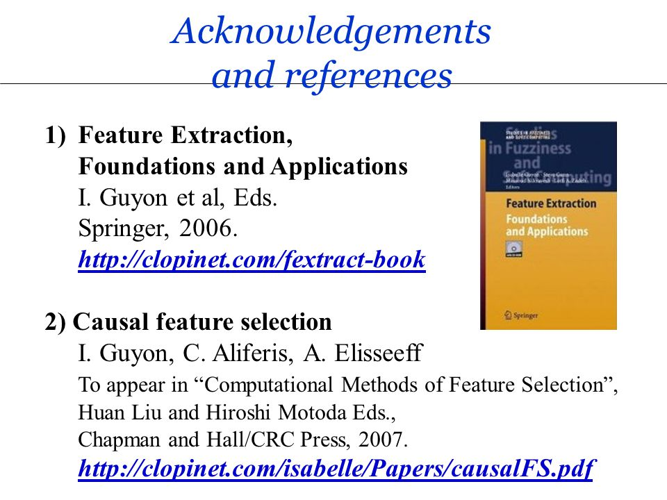 Computational Methods Of Feature Selection Pdf