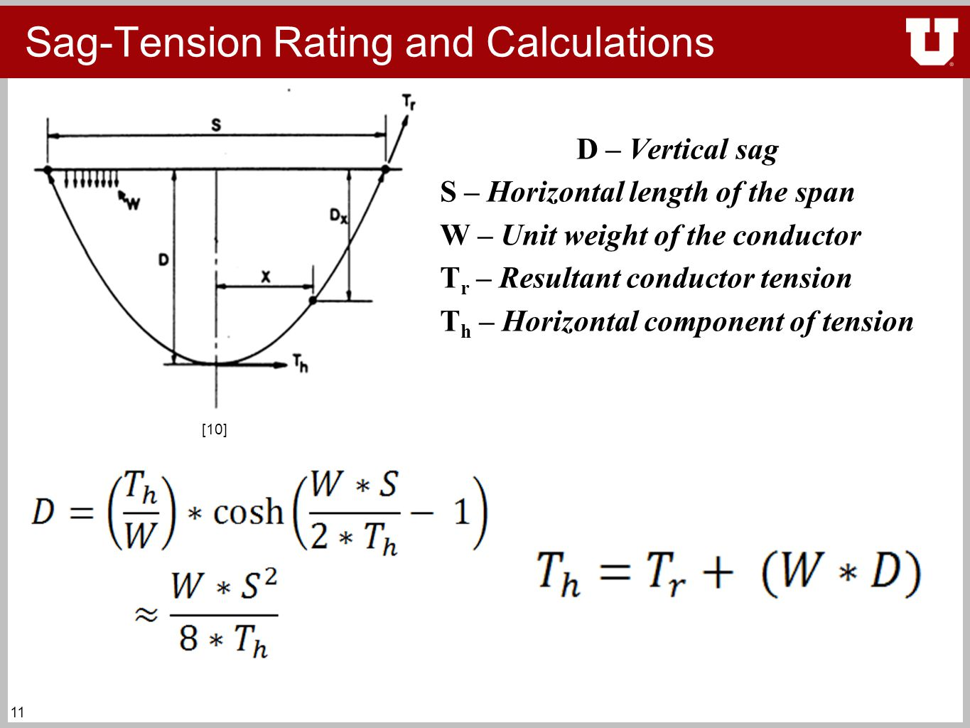 Sag And Tension Calculations Pdf