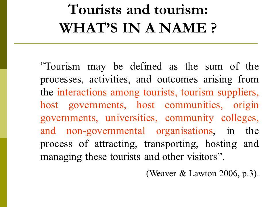 TOURISM DEVELOPMENT Making three ends meet Henrik Halkier Professor