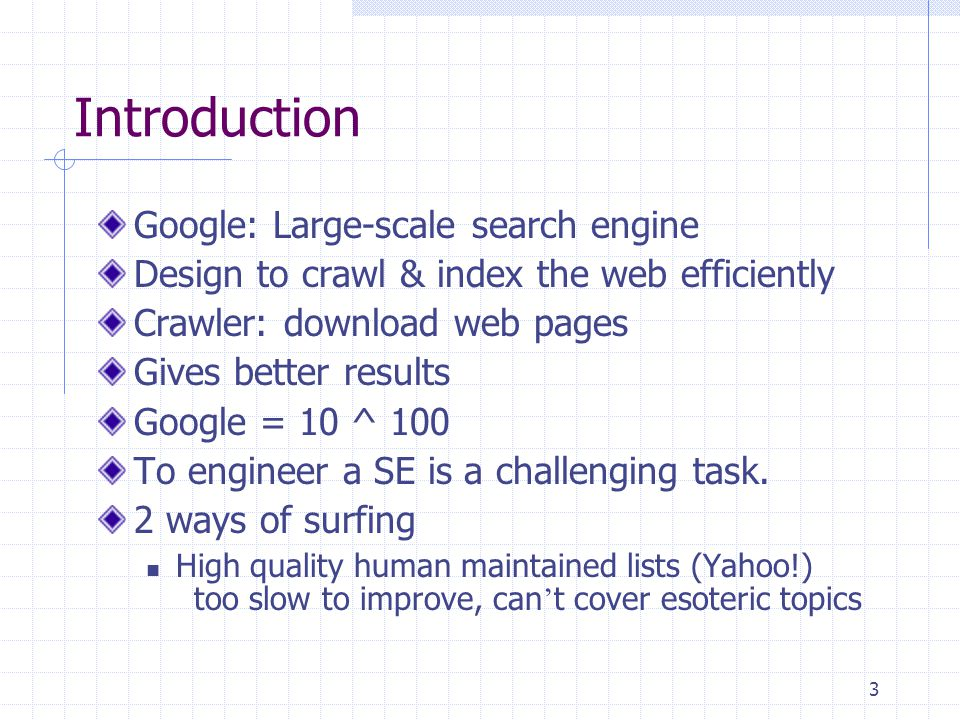 1 The anatomy of a Large Scale Search Engine Sergey Brin,Lawrence ...