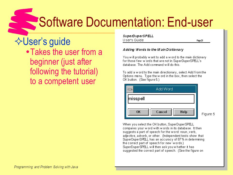 programming and problem solving with java copyright 1999 james m rh slideplayer com java user guide pdf eclipse java user guide