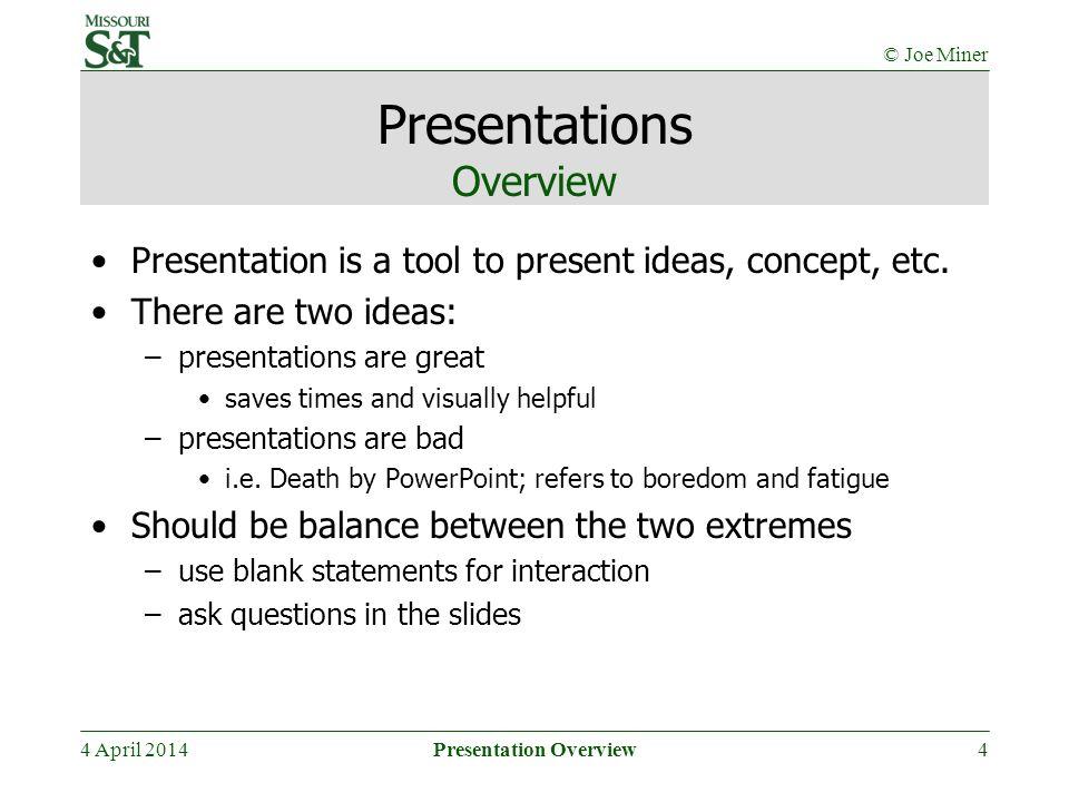 presentation title ideas