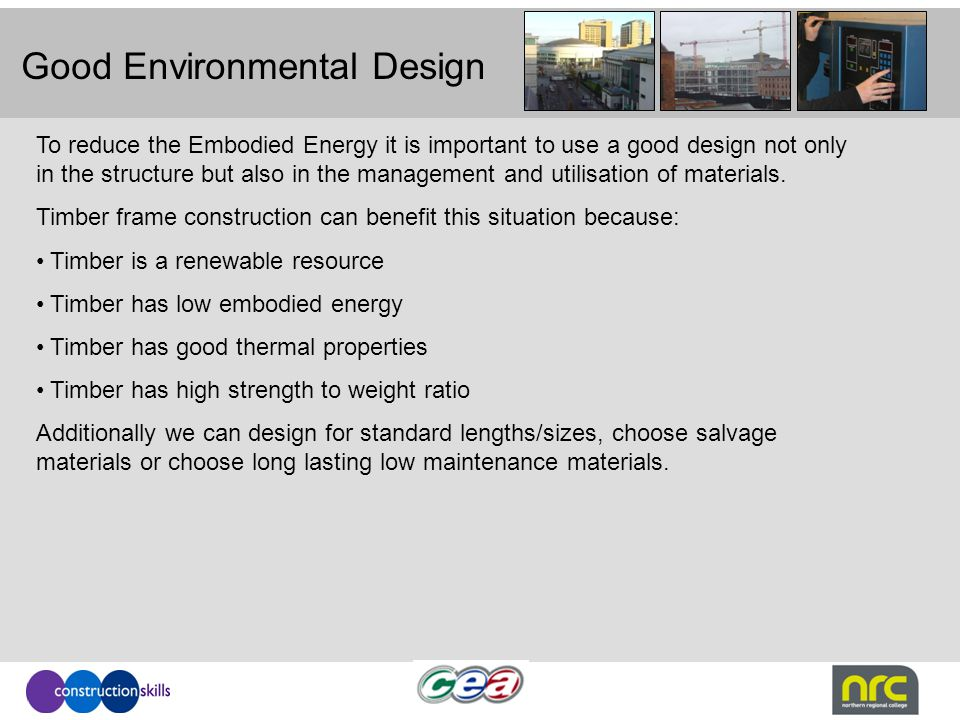 Sustainable Development. Sustainable Construction (also known as ...
