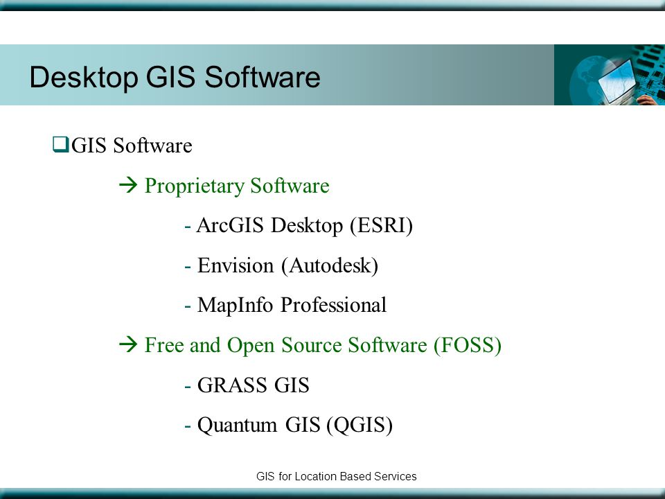 GIS For Location Based Services Shashika Biyanwila