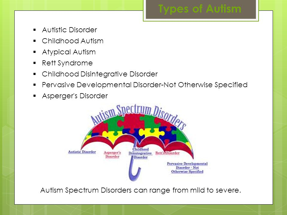 case study autism spectrum disorder A case study of autism spectrum disorder (asd) symptomatology in a child with 15q133 deletion and williams syndrome.