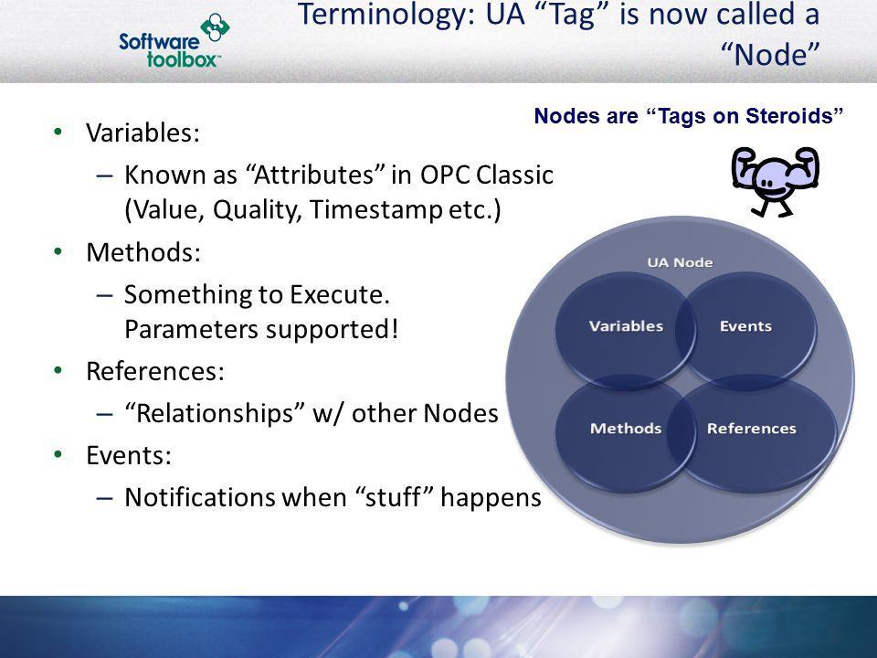 OPC UA- Avoiding DCOM with Software Toolbox Products